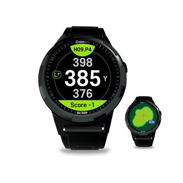 골프버디 AIM W10 GPS 거리측정기 와치형