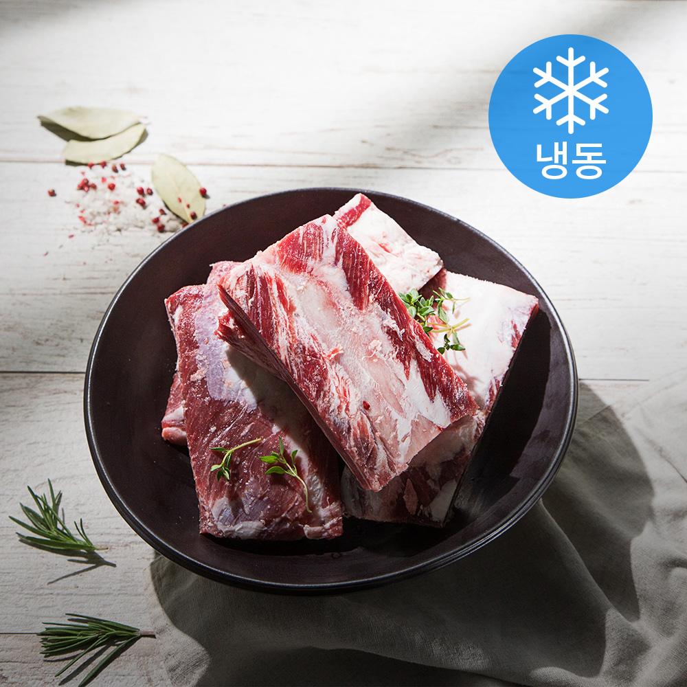 [소갈비] 6다이닝 호주산 갈비탕용 소등갈비 (냉동), 2kg, 1개 - 랭킹7위 (34900원)