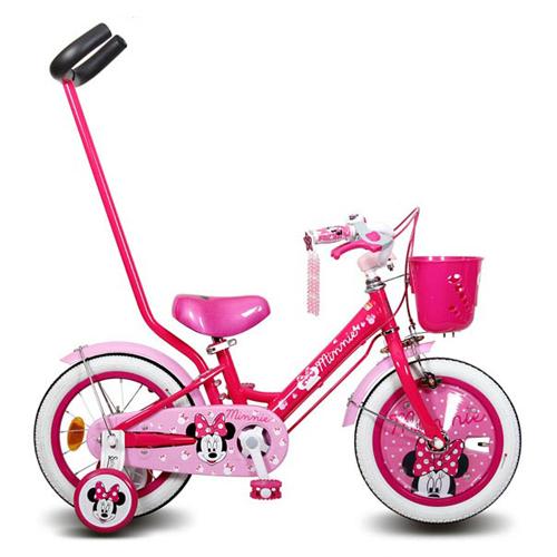 삼천리자전거 14 미니 키즈 자전거, 핑크