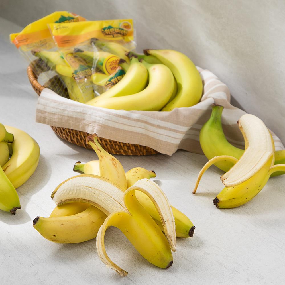 스미후루 스위트마운틴 바나나 2개입 x 12봉, 3.5kg, 1개