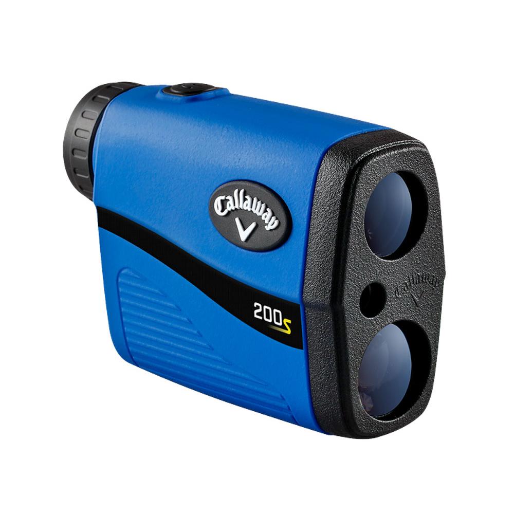 캘러웨이 레이저 골프 거리측정기 + 케이스, 200S, 혼합 색상