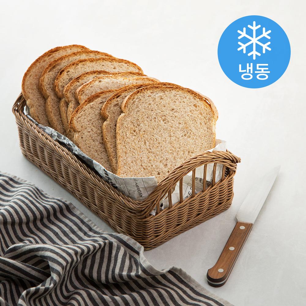 더브레드블루 통밀식빵 (냉동), 440g, 1개