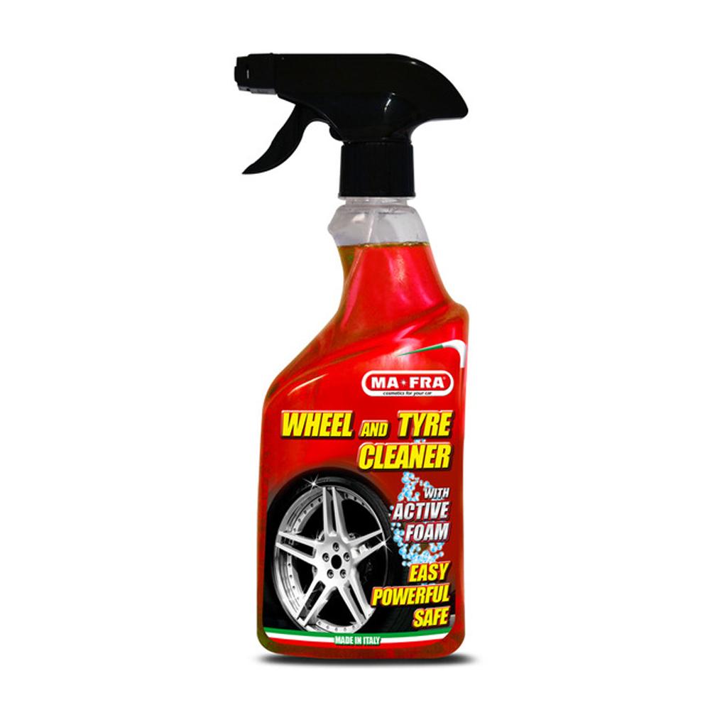 마프라 휠 앤 타이어 클리너, 500ml, 1개 (POP 231609144)