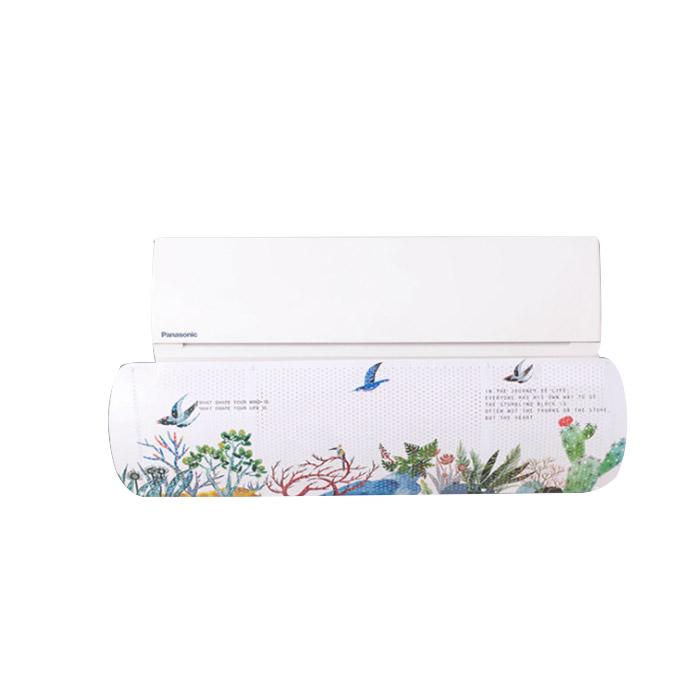 아리코 간편설치 벽걸이 에어컨 윈드바이저 정원, 단일 상품, 1개