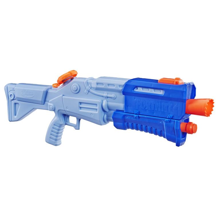 너프 수퍼소커 포트나이트 TS-R 물총, 혼합 색상