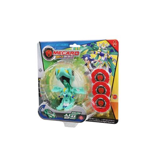 손오공 빠샤메카드 실프 로봇장난감, 혼합 색상
