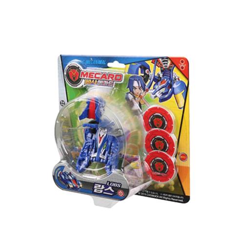 손오공 빠샤메카드 랍스 로봇장난감, 혼합 색상
