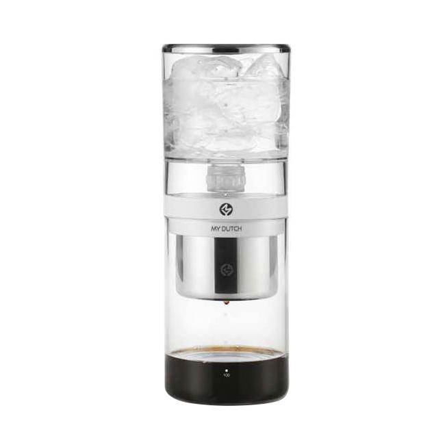 빈플러스 마이더치 커피 메이커 M350, 화이트, 1개