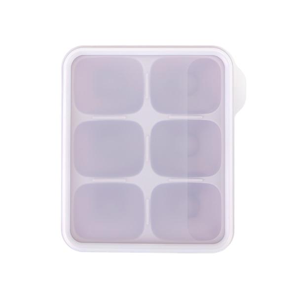 데일리라이크 봉봉 아이스 큐브 트레이 6구, 01 라벤더