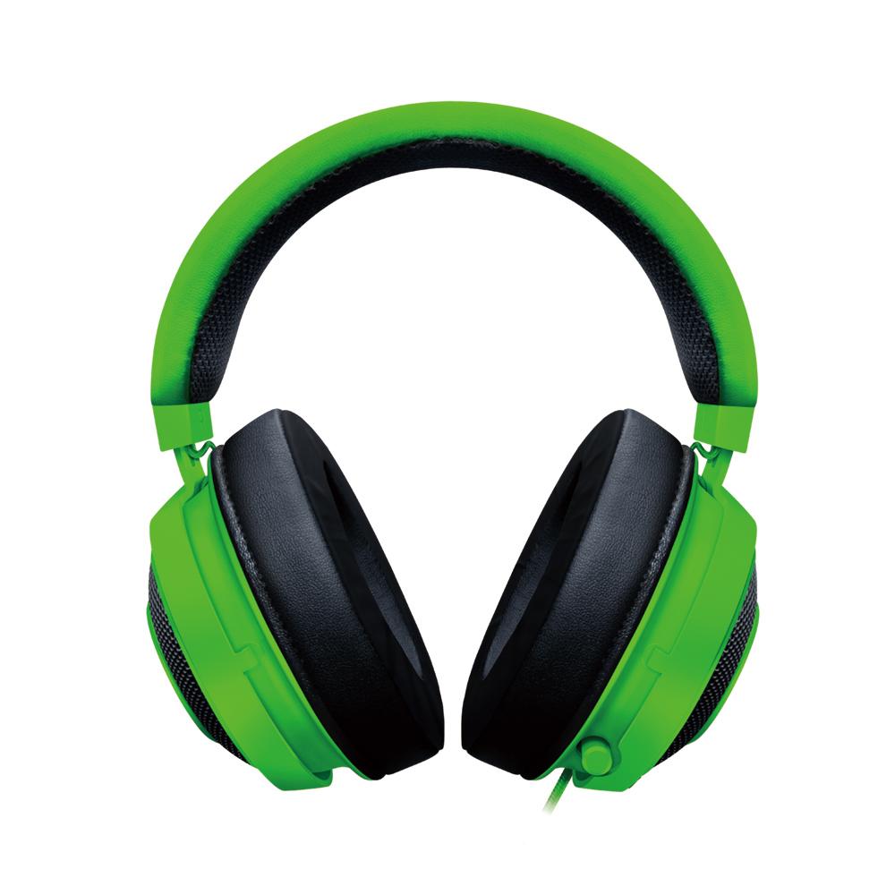레이저 Kraken 헤드셋, 단일 상품, Green