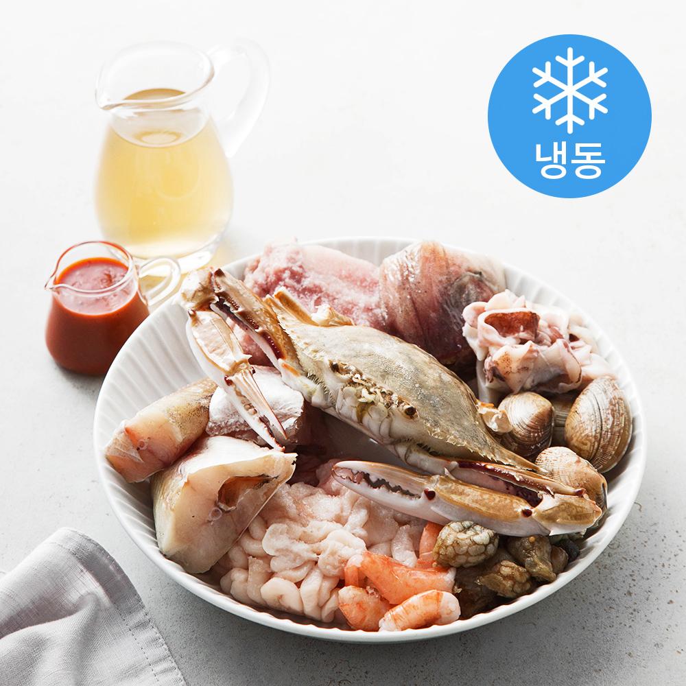 해마 해물탕 (냉동), 800g, 1개