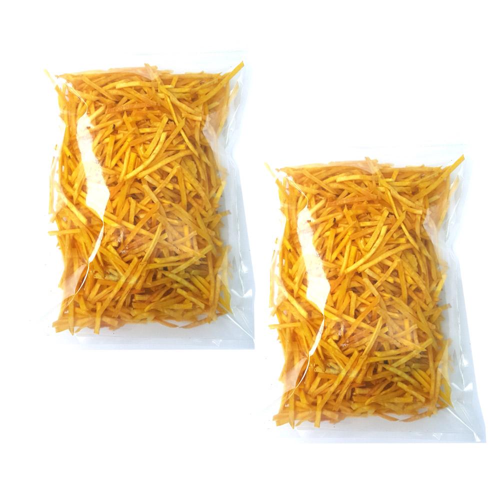 대삼민속식품 참고구마스틱, 500g, 2개입