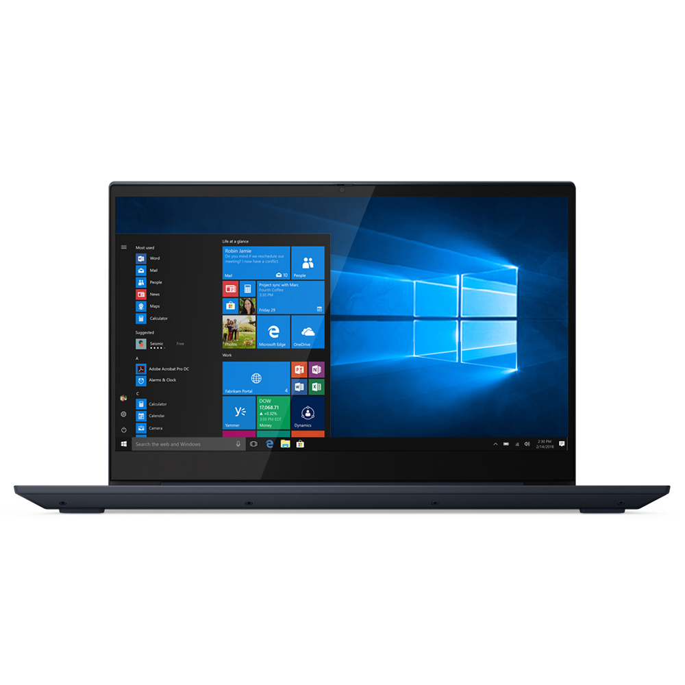 레노버 아이디어패드 노트북 S340-15API(RYZEN7 3700U 8G 39.5cm), 256GB, WIN10 Home, ABYSS BLUE