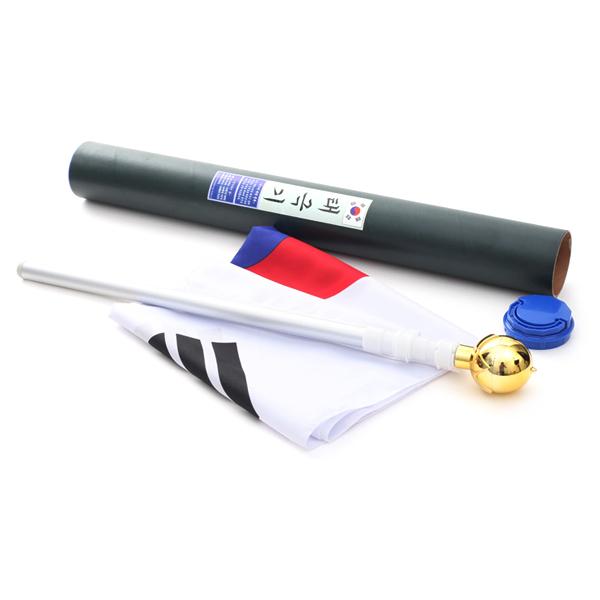 에코컴퍼니 태극기 국기함 세트, 1세트