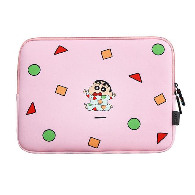 짱구 노트북 가방 파우치, 핑크