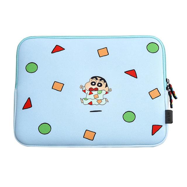 짱구 노트북 가방 파우치, 블루