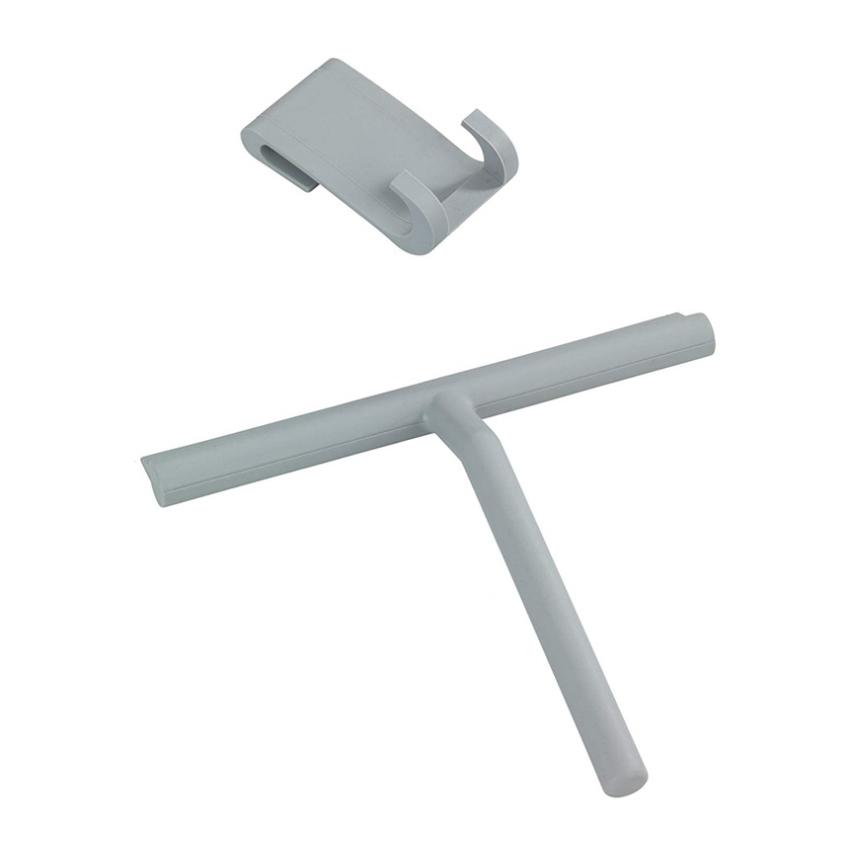 베리구즈 VG 핸드스퀴지 거울닦이 물기제거 창문클리너 그레이, 1세트