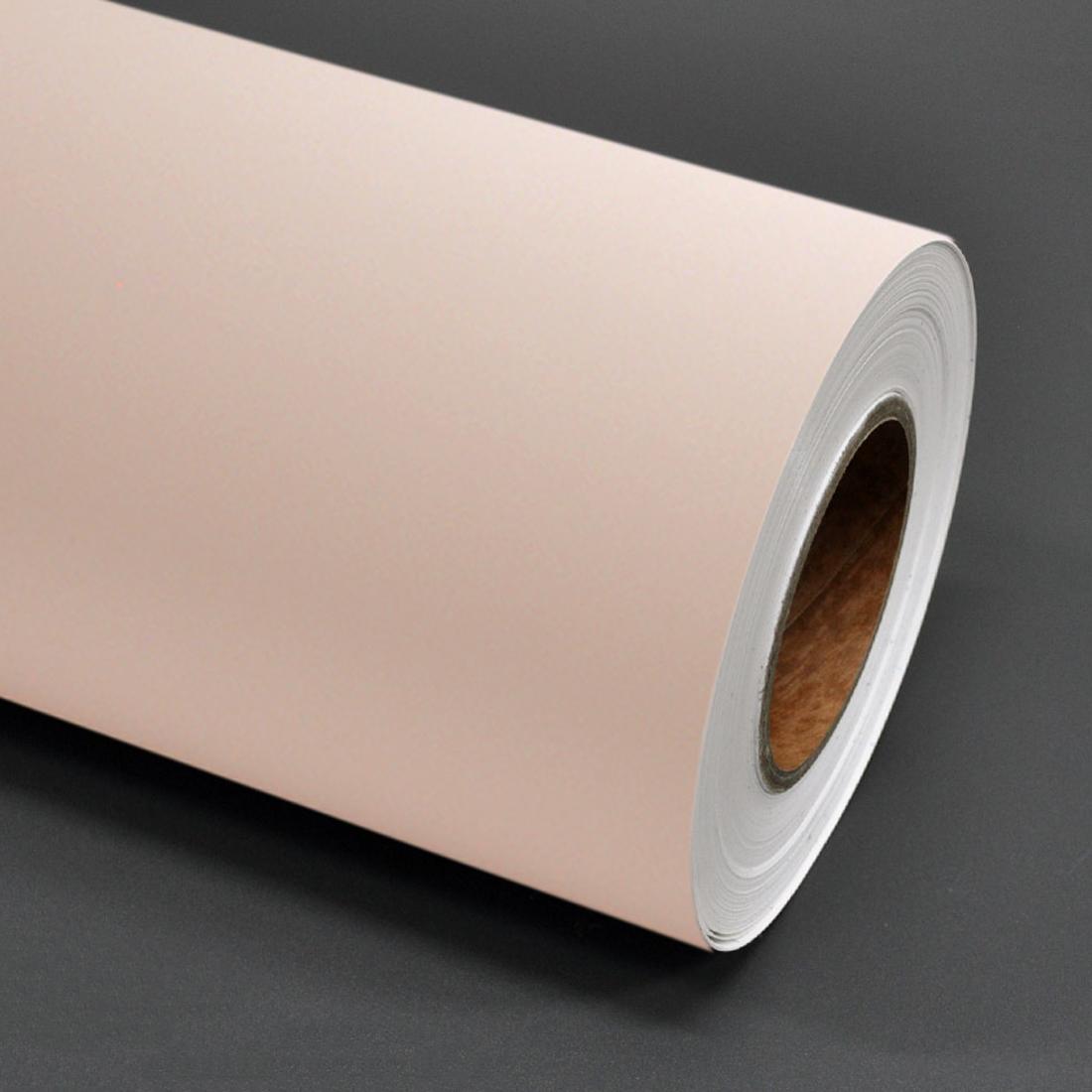 데코리아 현대인테리어필름 에어프리 생활방수 접착식 단색컬러시트지필름, SL557 베이커밀러 핑크