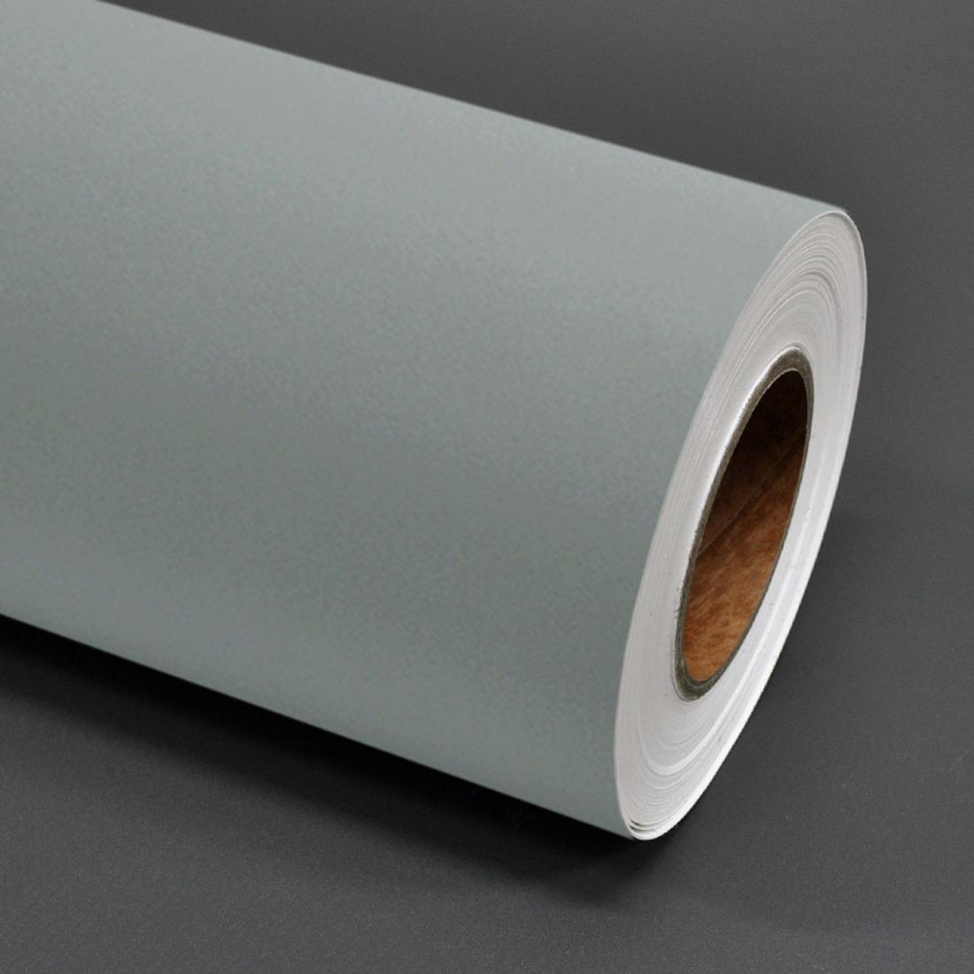 데코리아 현대인테리어필름 에어프리 생활방수 접착식 단색컬러시트지필름, SL584 테르베르테 그린그레이