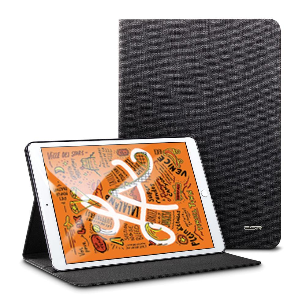 이에스알 애플 태블릿PC 심플리시티 케이스, Black EA972