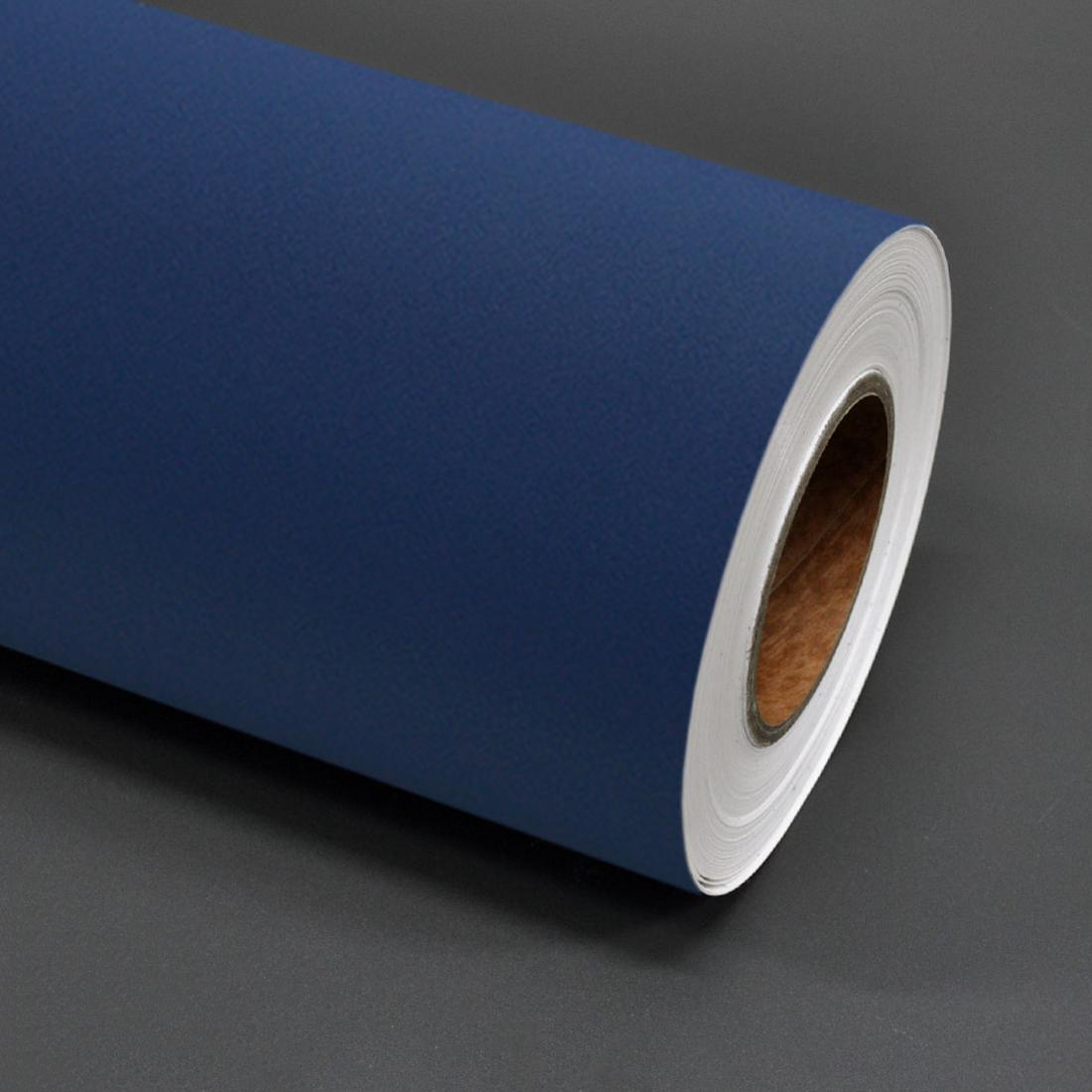 데코리아 현대인테리어필름 에어프리 생활방수 접착식 단색컬러시트지필름, SL596 울트라마린블루