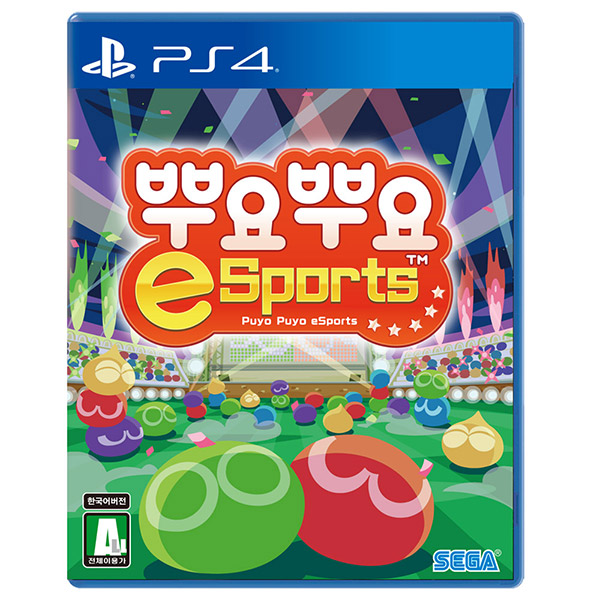 소니 PS4 뿌요뿌요 e스포츠 한글판 게임타이틀, 단일 상품