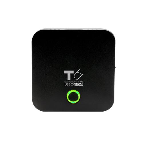 스카이디지탈 SKY USB 2.0 외장형 영상캡쳐카드 SuperCast T6 HDMI