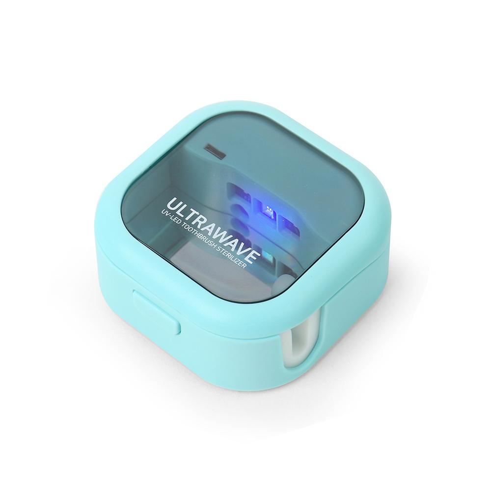 아이담테크 UV LED 칫솔살균기 TS-02, 민트