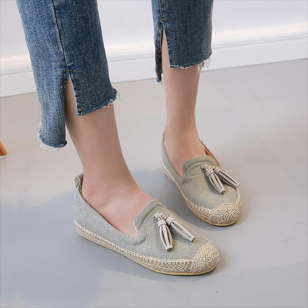 제시591 여성 로퍼 플랫슈즈 여자 신발 테슬로퍼