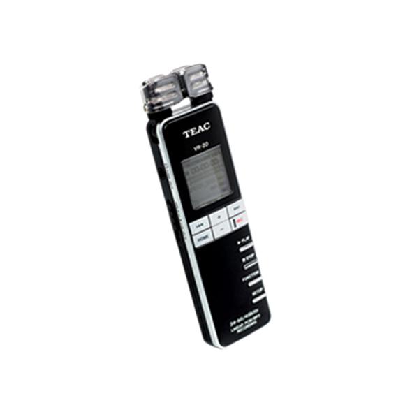 타스캠 티악 녹음기 VR-20, 블랙