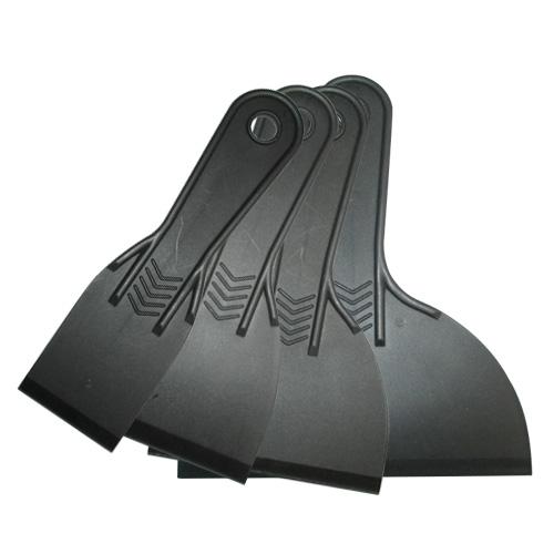 O-ON 플라스틱 헤라 퍼티 나이프 4종 세트 50mm + 75mm + 100mm + 148mm, 1세트