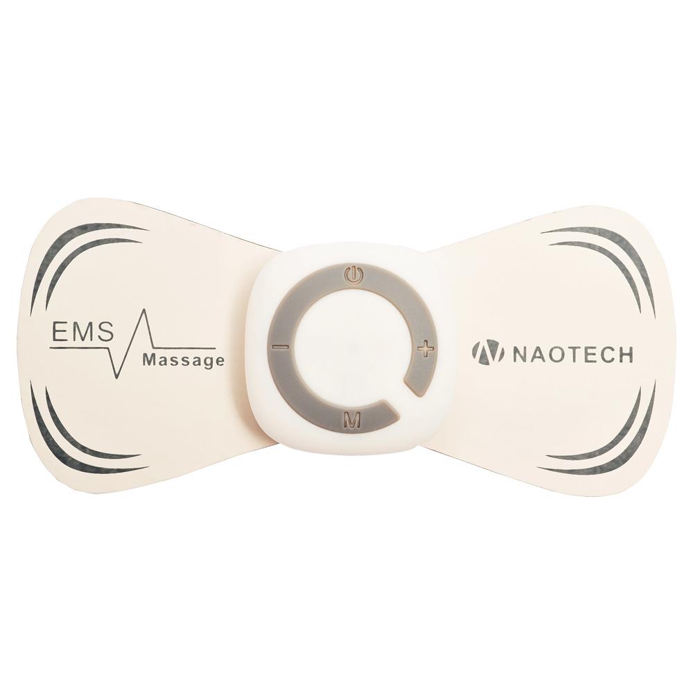 나오테크 EMS 충전식 저주파 안마기 NAO-H5500, NAO-H5500(화이트)