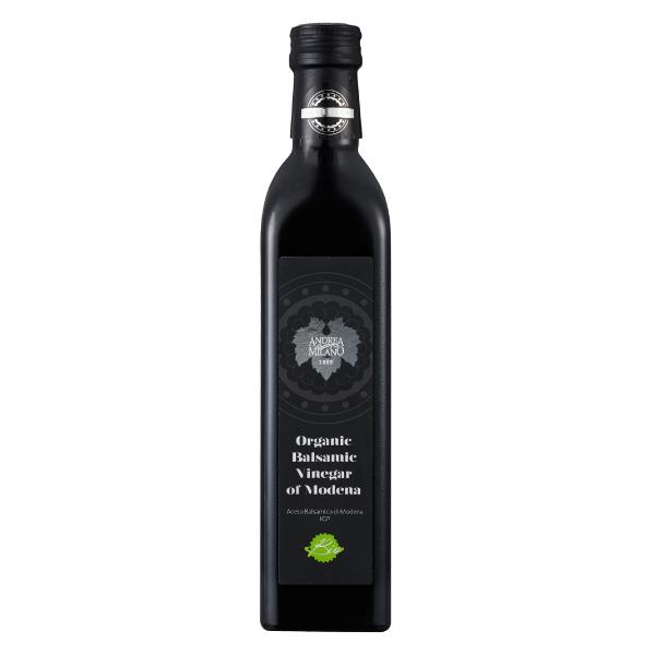 안드레아밀라노 유기농 발사믹 식초 실버, 1개, 500ml