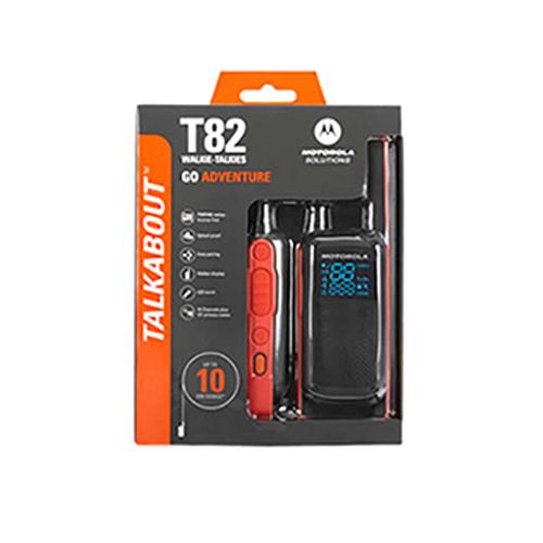 모토로라 고성능 생활무전기 T82 2p
