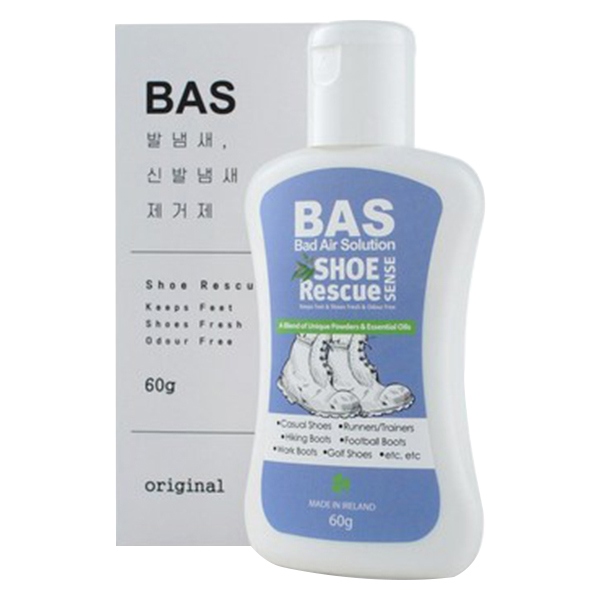 BAS 슈레스큐센스 신발 발냄새 제거제, 1개, 60g