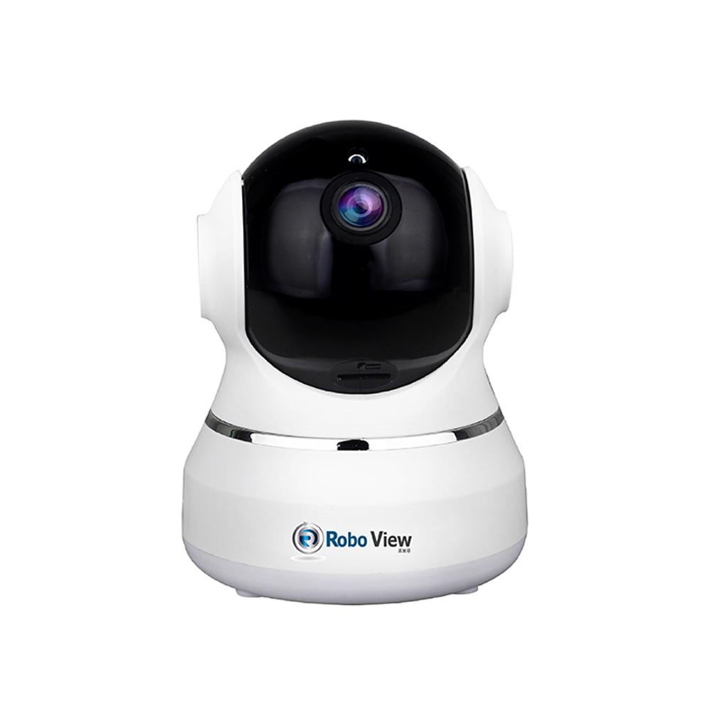 로보뷰 2 IP카메라 화이트, GI-ROBO2