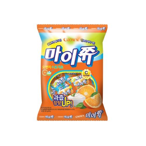 마이쮸 요거트&오렌지 츄잉캔디, 328g, 1개