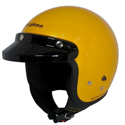 칼글로스 길라스 클래식 헬멧, EXOTIC 옐로우