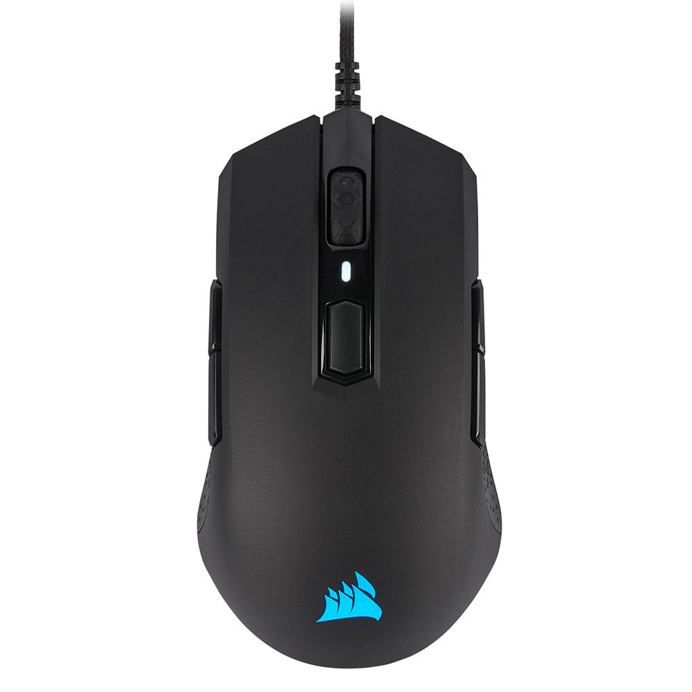 커세어 M55 RGB PRO 게이밍 마우스 RGP0086, Black