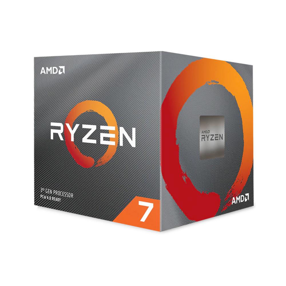 AMD 라이젠 7 마티스 3세대 3700X CPU 100-100000071BOX