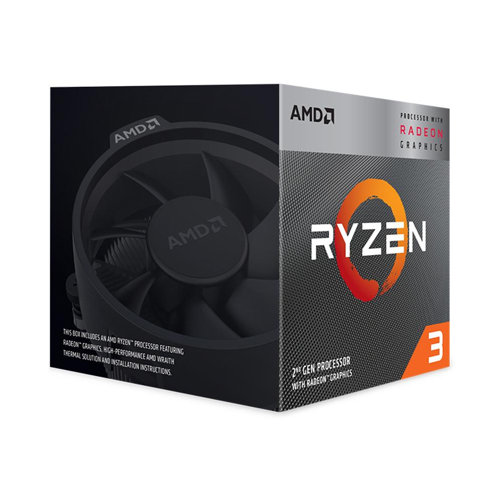 AMD 라이젠 3 마티스 3세대 3200G CPU YD3200C5FHBOX
