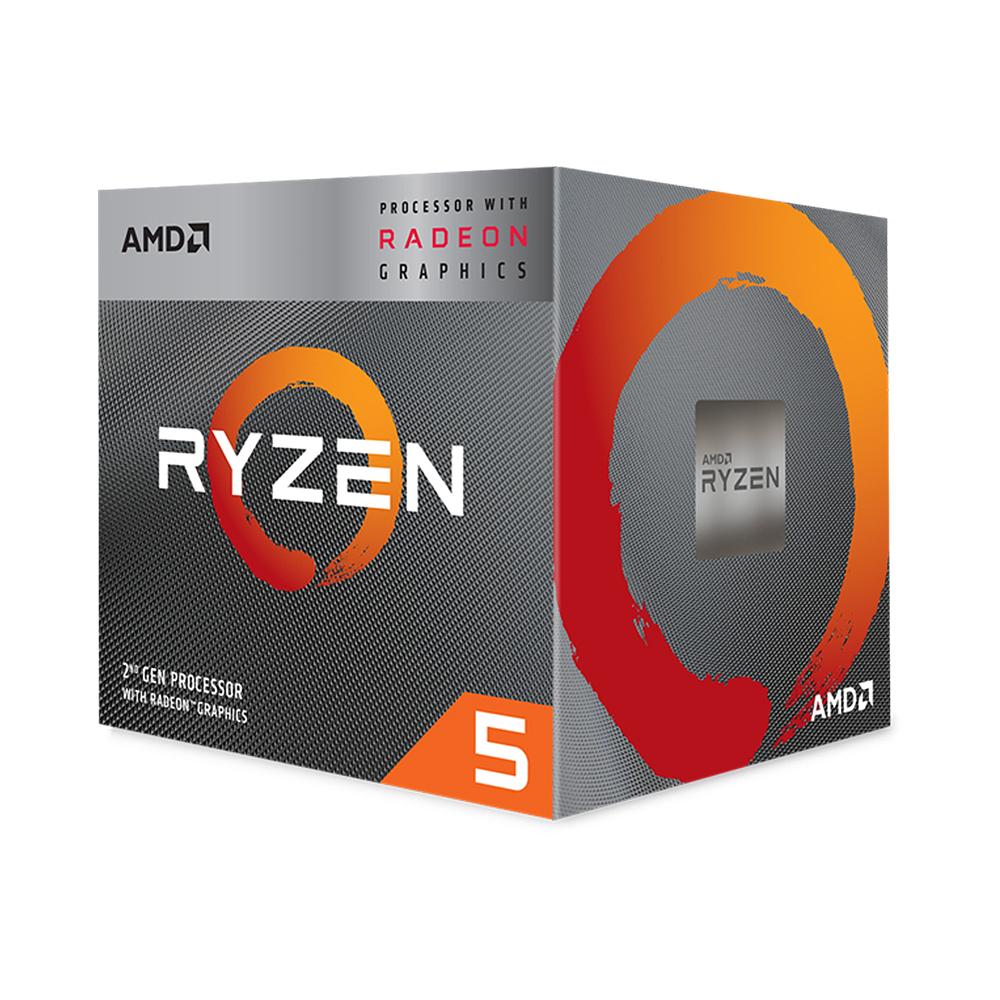 AMD 라이젠 5 마티스 3세대 3400G CPU YD3400C5FHBOX