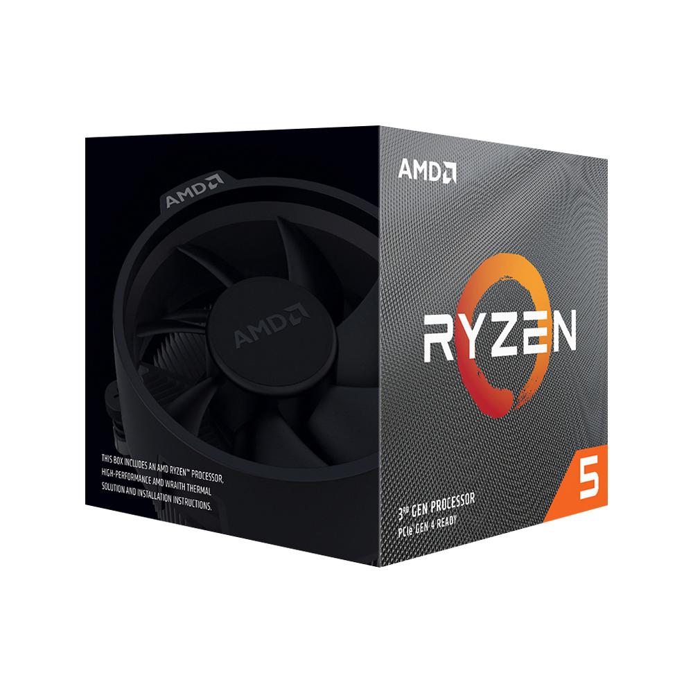 AMD 라이젠 5 마티스 3세대 3600X CPU 100-100000022BOX