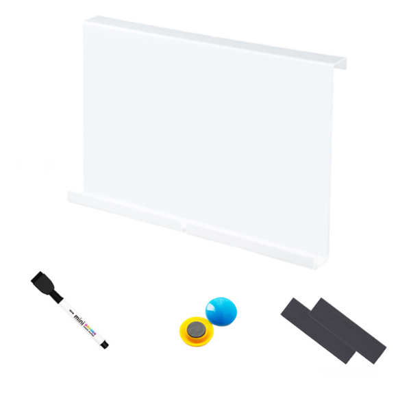 KMS 거치식 스마트 화이트보드 + 마카펜 랜덤 발송 + 버튼자석 랜덤 발송 2p + 자석패드 2p, 아크릴