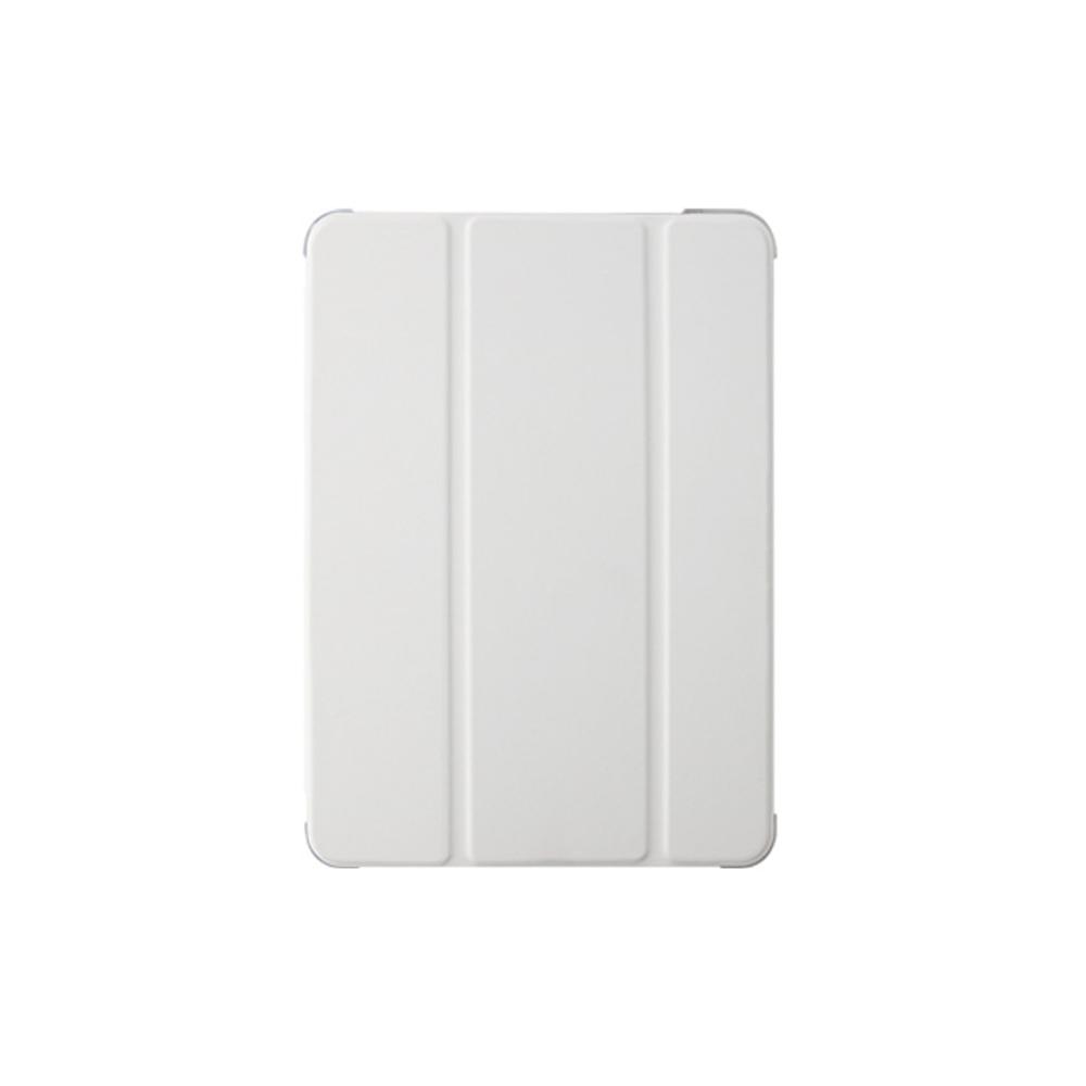 라이노 실키 애플펜슬 수납 반투명 태블릿PC 케이스, 화이트