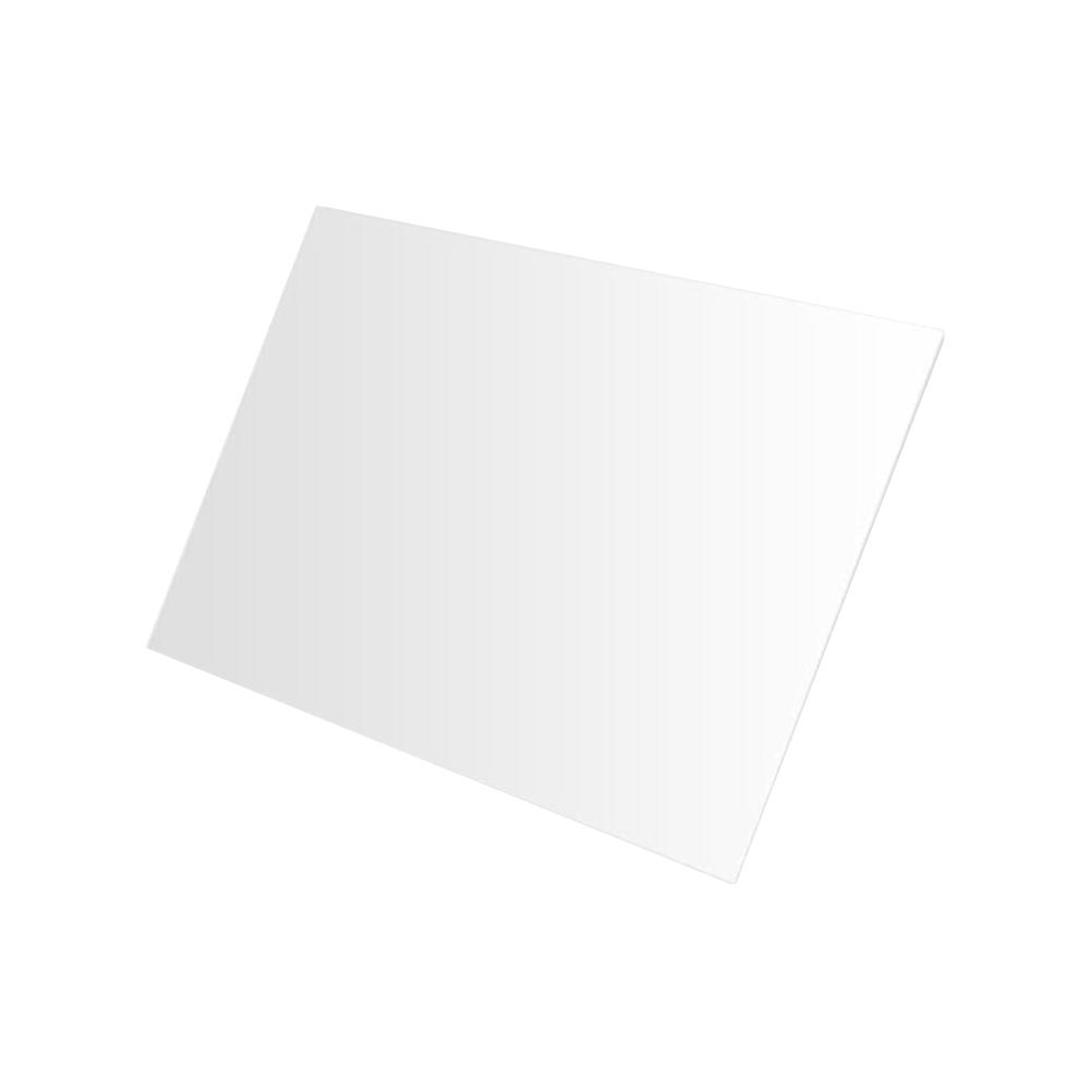 대원우드보드 백색 원단 우드보드 60 x 90 cm, 1mm, 50개