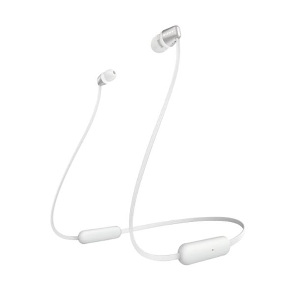 [소니 무선이어폰] 소니 초경량 넥타입 블루투스5.0 무선 이어폰, WI-C310, 화이트 - 랭킹4위 (42320원)