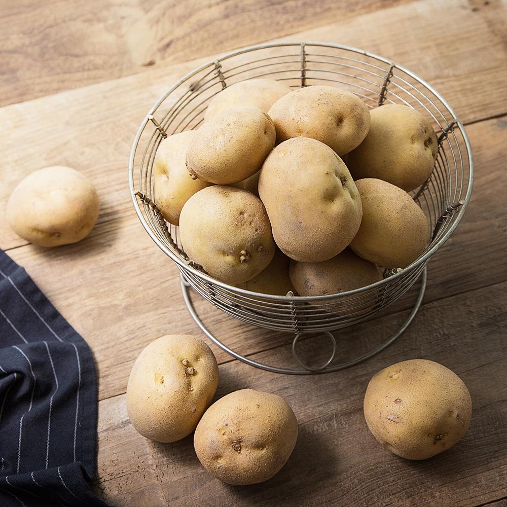 친환경 인증 국내산 감자, 2kg, 1봉