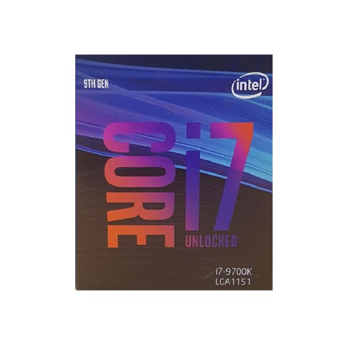 인텔 코어 i7-9세대 9700 커피레이크 R CPU, 단일 상품