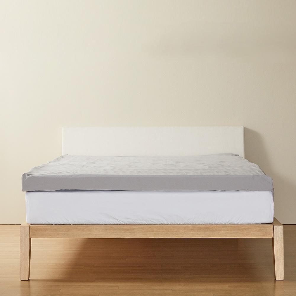 바디럽 마약매트리스 본품 침대형 + 겉커버, 쿨그레이
